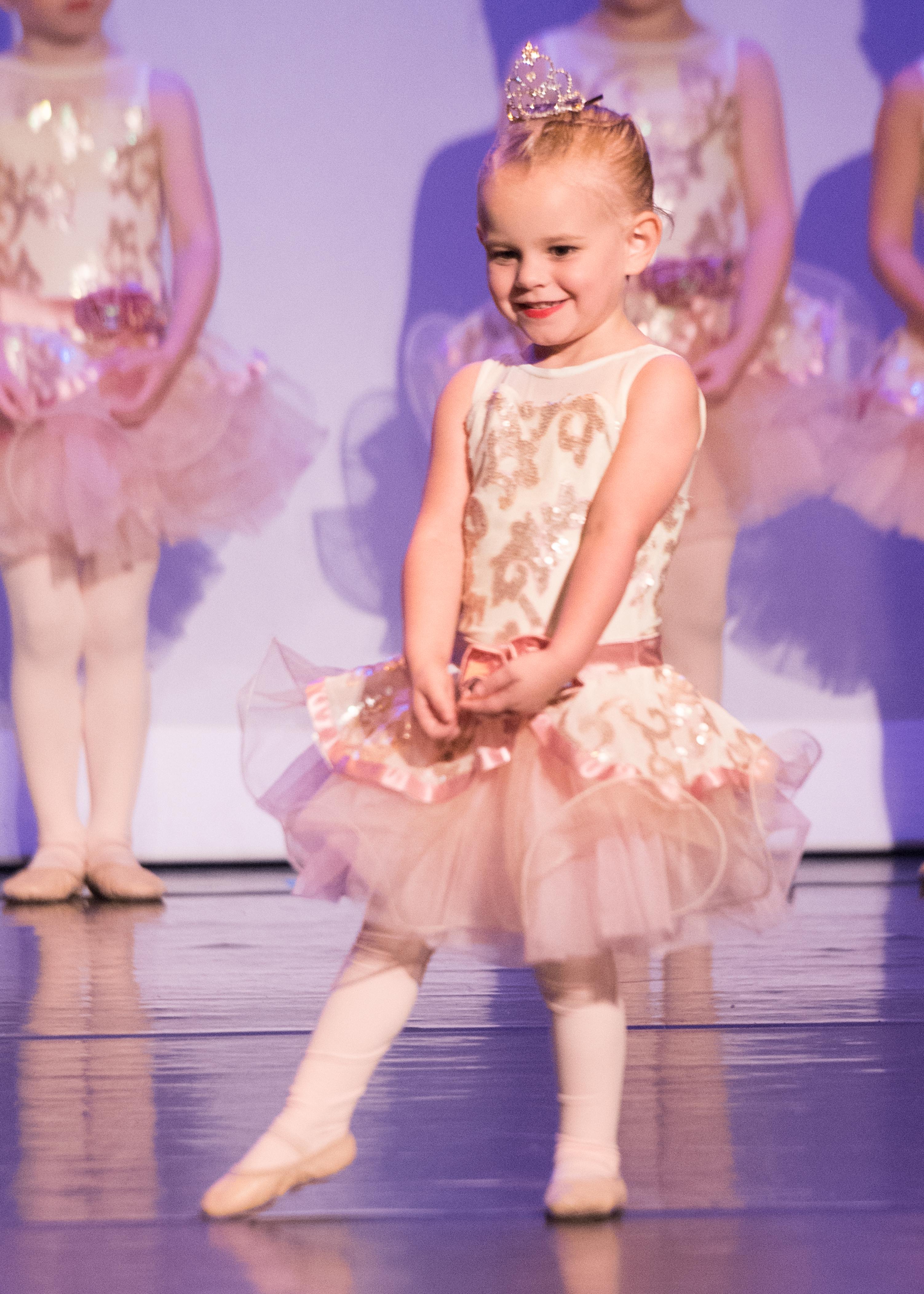 Petite Dancer: Early Childhood Programs